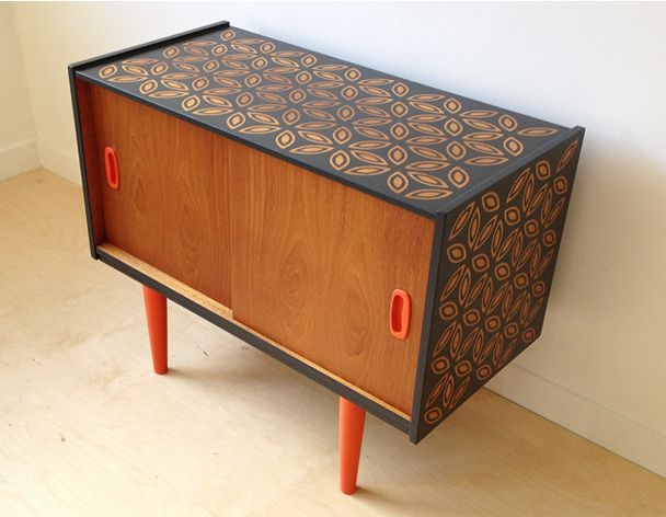17 best ideas about retro furniture makeover on pinterest for Furniture upcycling