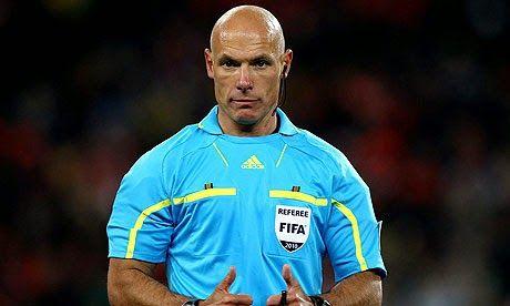 Entérate Cali: Howard Webb sera el arbitro del partido Colombia vs Costa de Marfil...