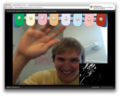 New Google Chrome beta lets webcams go pluginfree, video chat gets a lot less Flashy