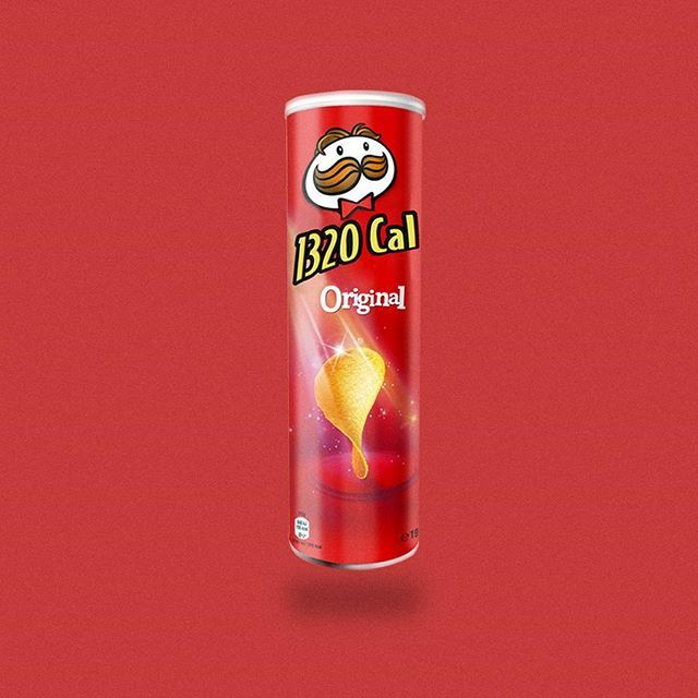 Pringles | www.piclectica.com #piclectica