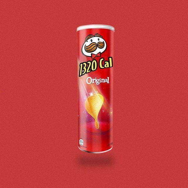 Pringles | www.piclectica.com #piclectica