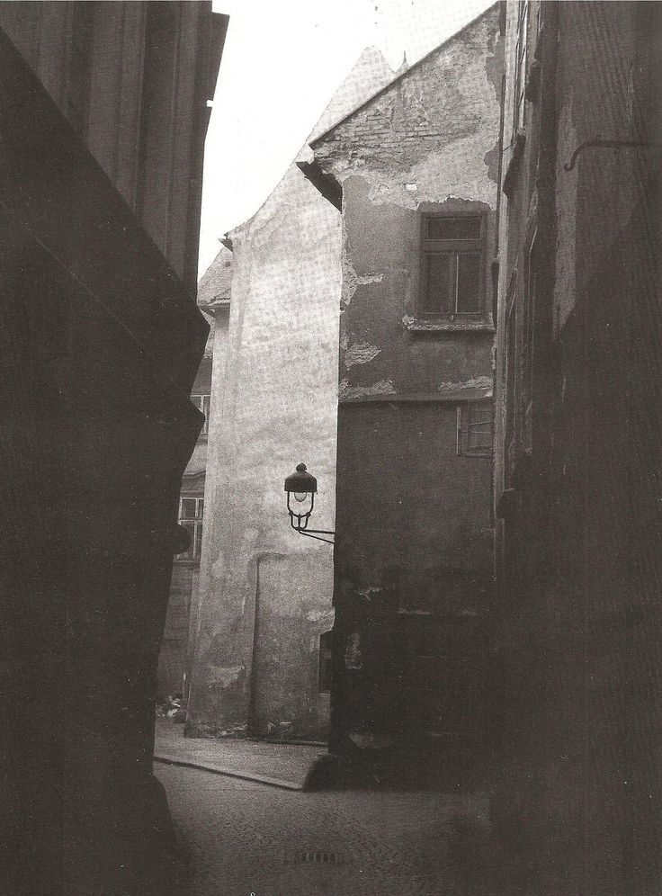 Prague in 90'