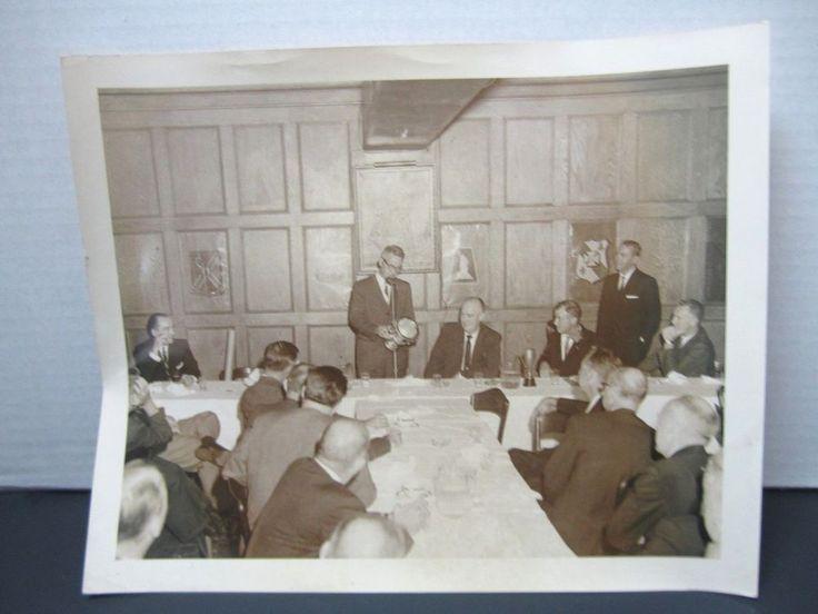FBI New York Federal Bureau Photograph Special Agent 1963 Retirement Picture #6