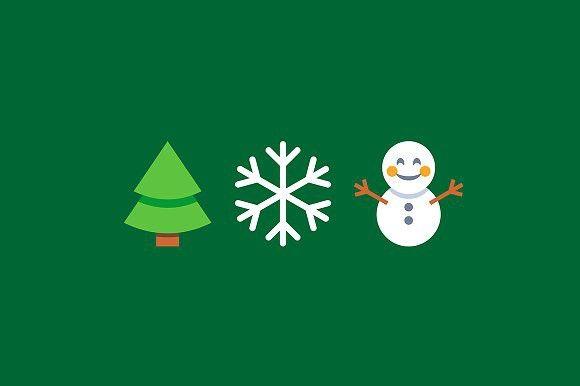 Abstract Funny Christmas Emojis Christmas Humor Tree Emoji Emoji