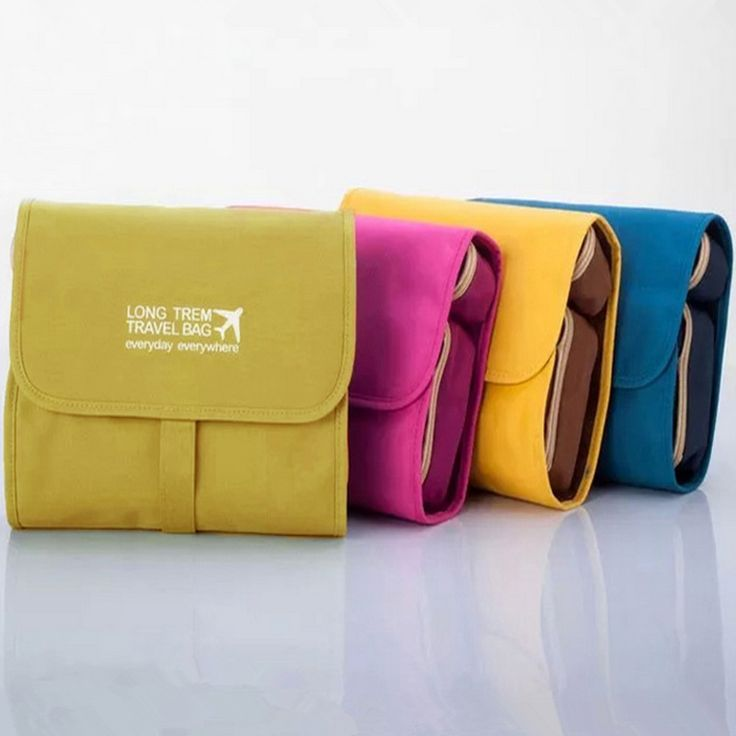 Creative bag with the money bag multifunction travel cosmetic bag wash bag