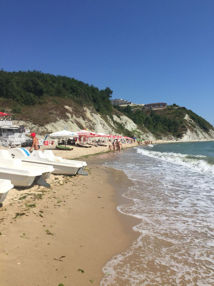 Byala Beach, Bulgaria