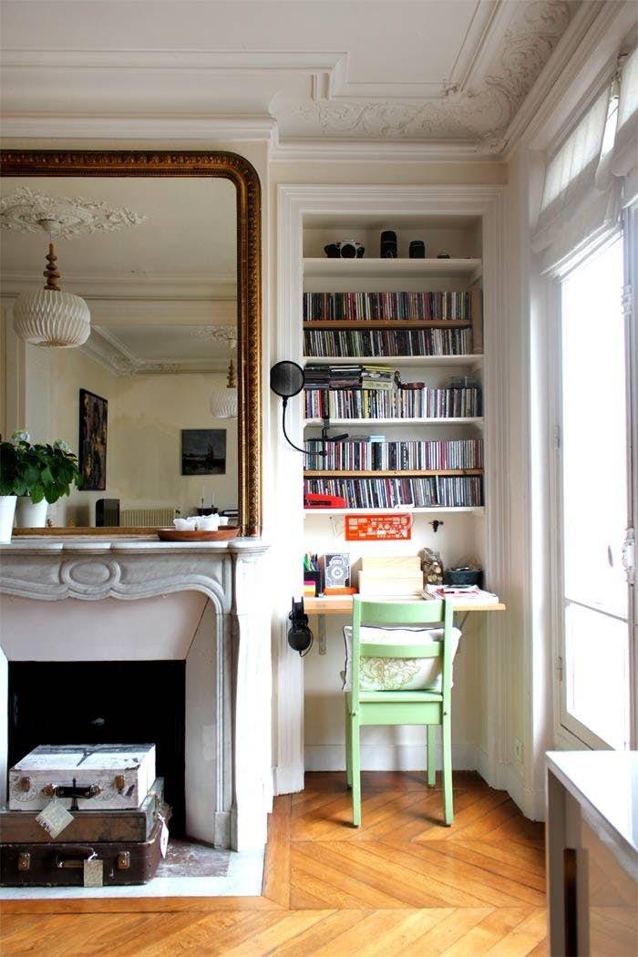Die besten 25+ Bücherregale rund ums Kamin Ideen auf Pinterest - ideen buromobel design ersa arbeitszimmer