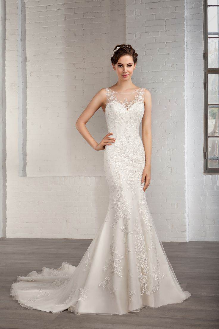 Cosmobella Style 7757:Cosmobella wedding dress 2016 collection : http ...