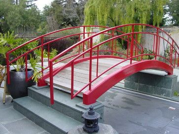 56 best BRIDGE GARDEN images on Pinterest Garden bridge Bridges