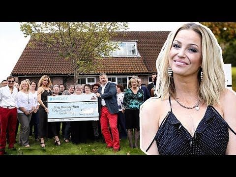 Sarah Harding Hands Over £50K Celebrity Big Brother Prize Fund To Charit...