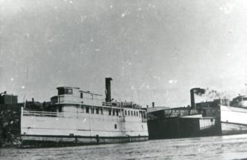 This small, but economical steamer sailed on the St. John River from 1917 until 1933. The Premier is one of the few boats to consistently make a profit.