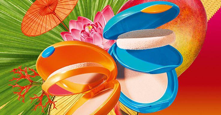 1966-2016: Shiseido festeggia 50 anni di fondotinta solari, alleati irrinunciabili per un'estate di bellezza! http://www.shiseido.it/category/solari/