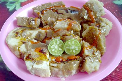 Siomay Khas Indonesia