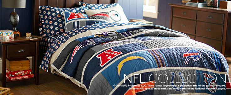 Queen Nfl Bed Sheets