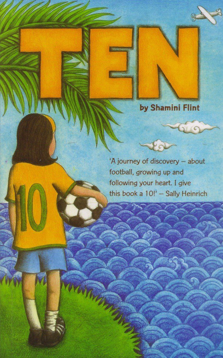A young girl in malaysia dreams of playing soccer - great to see a story about soccer with a girl protagonist!