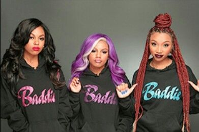 Zonnique Pullins (Miss Star)  Bahja Rodriguez (Miss Beauty)  Breaunna Womack (Miss Babydoll)