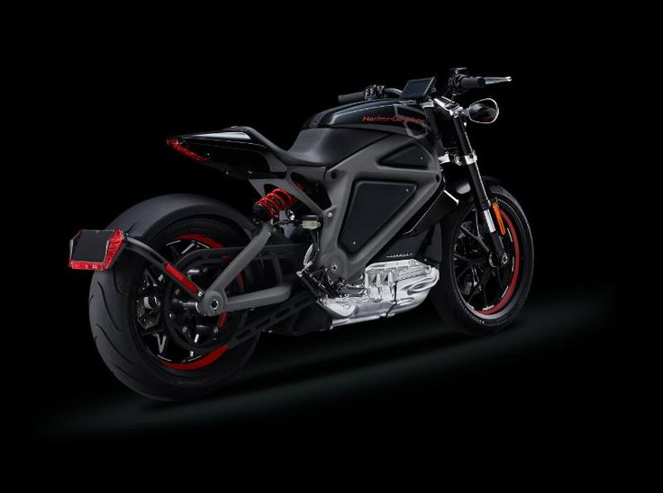 Harley-Davidson Roars Into Future With First Electric Motorcycle