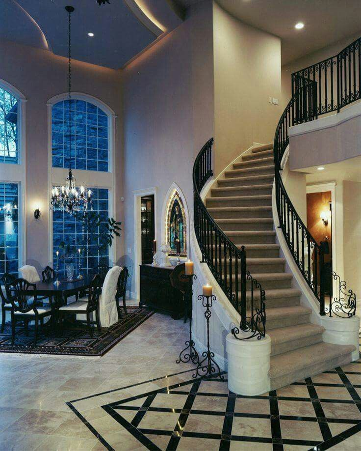 37 Best Luxurious Stairs Images On Pinterest