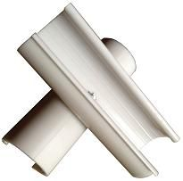 Snap Clamps and Structural PVC pipe fitting prices- to make a chicken tractor