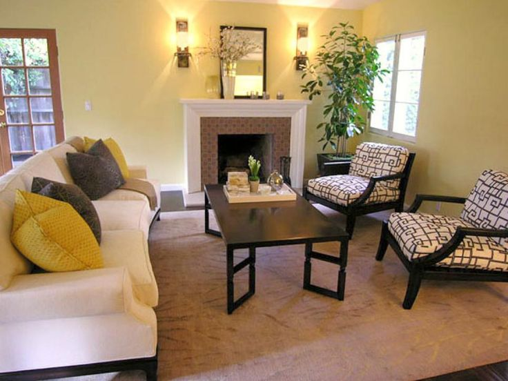Awesome Decorating With Pillows. Cream Sofa DesignPale Yellow ... Part 32