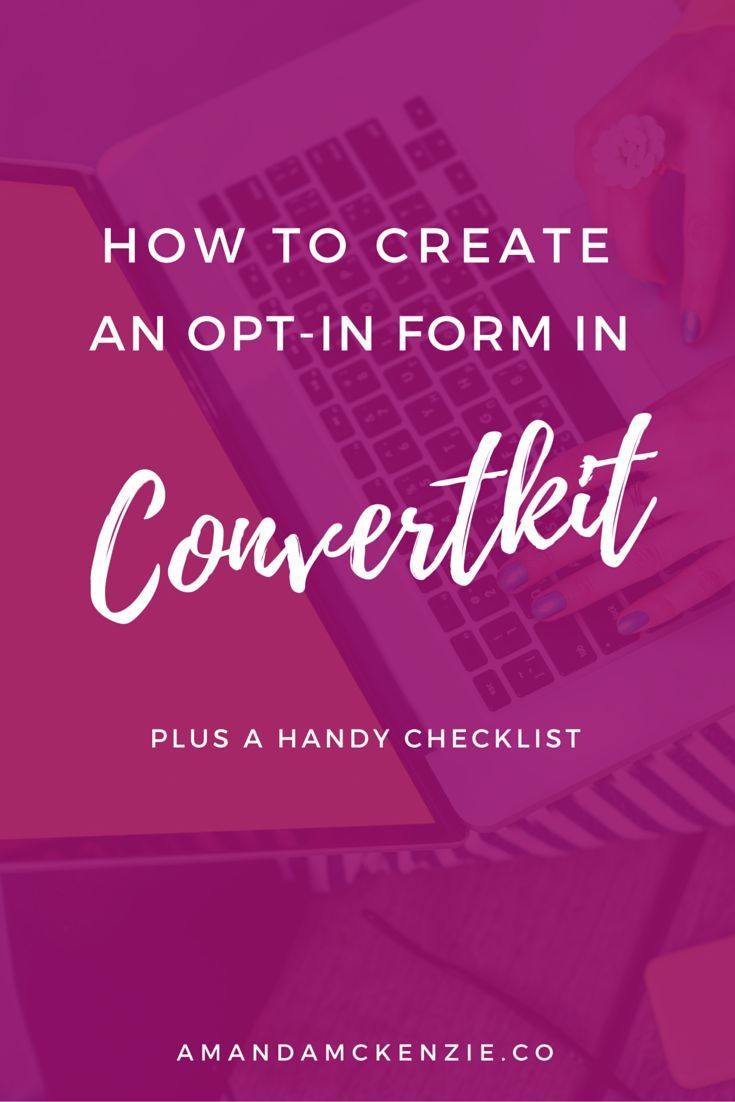 Struggling with the basics in Convertkit? Want some step-by-step handholding on creating a new form so you can start building your list minus the frustrations?Plus you'll also get a free checklist to also help you send a broadcast and create a sequence and link it to your form!