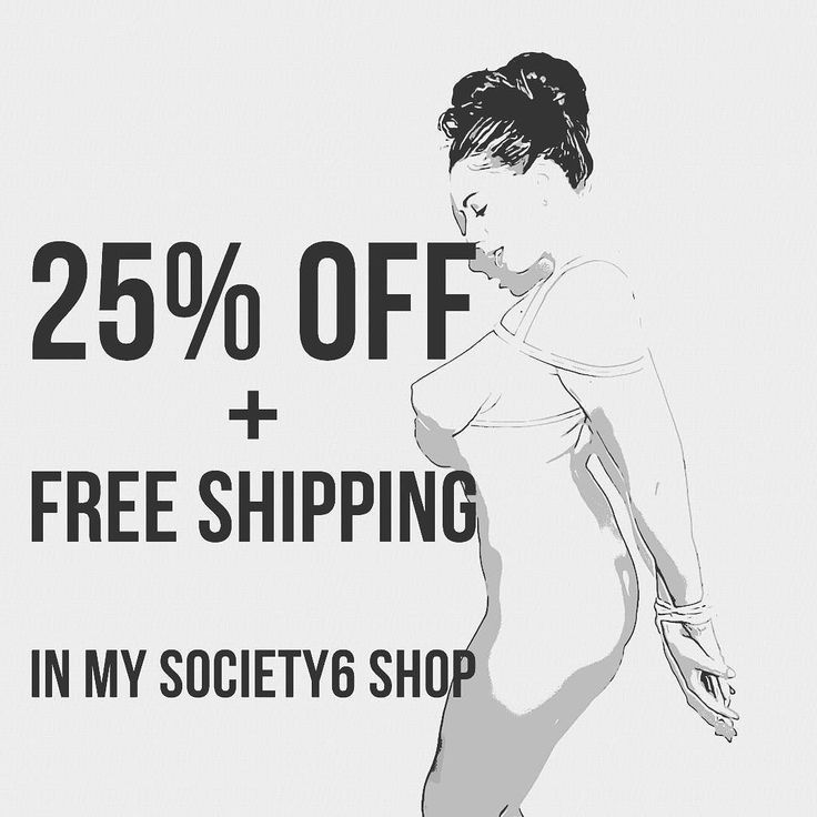 25% OFF at #society6 is back! Visit http://ift.tt/2y1TiTL and check some new #artworks #sexy #homedecor #art #prints #canvas #mobile #phone #cases #kinky #erotic #design #stylish #clothing #adult #artistic #collectibles #bedding #pillows and much much more #hot #items