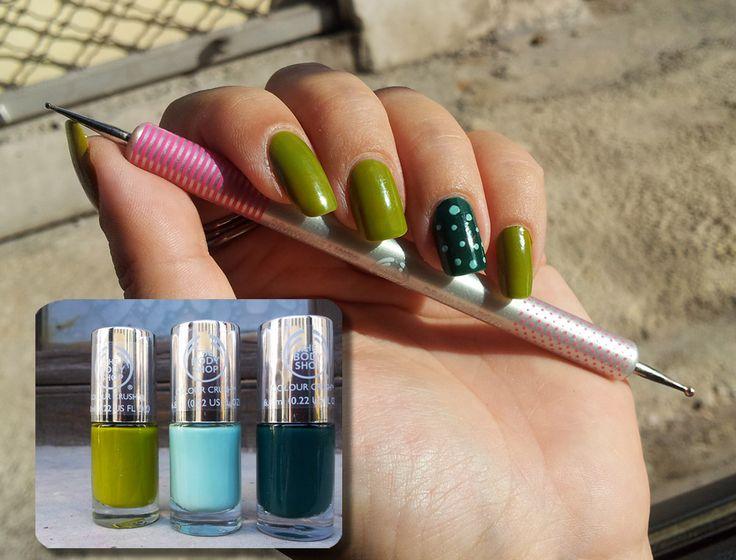 The Body Shop Nail Colors © beautyworkshop.gr