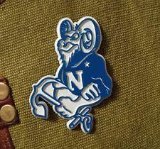 NCAA vintage Navy Midshipmen standing board college fridge rubber magnet