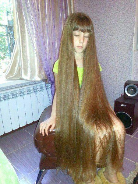 very long hair Long hair