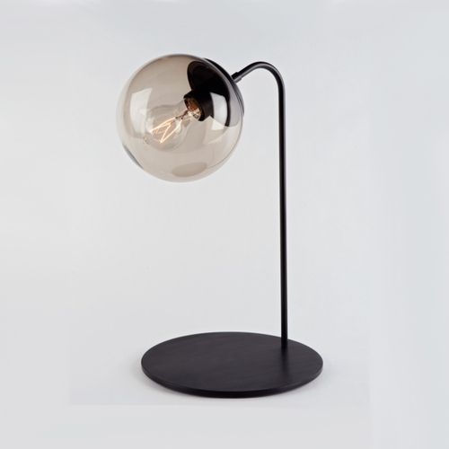 The Modo Desk Lamp by Designer Jason Miller. Produced by Roll & Hill.