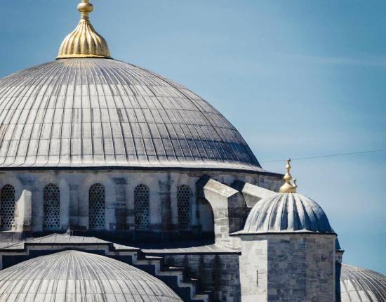 1. Hagia Sophia Museum
