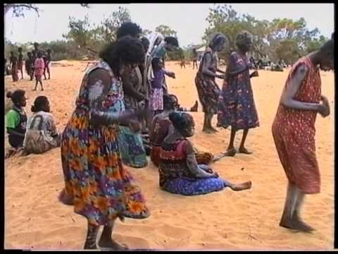 Dance during Aboriginal Initiation Ceremony, northern Australia (1) - YouTube