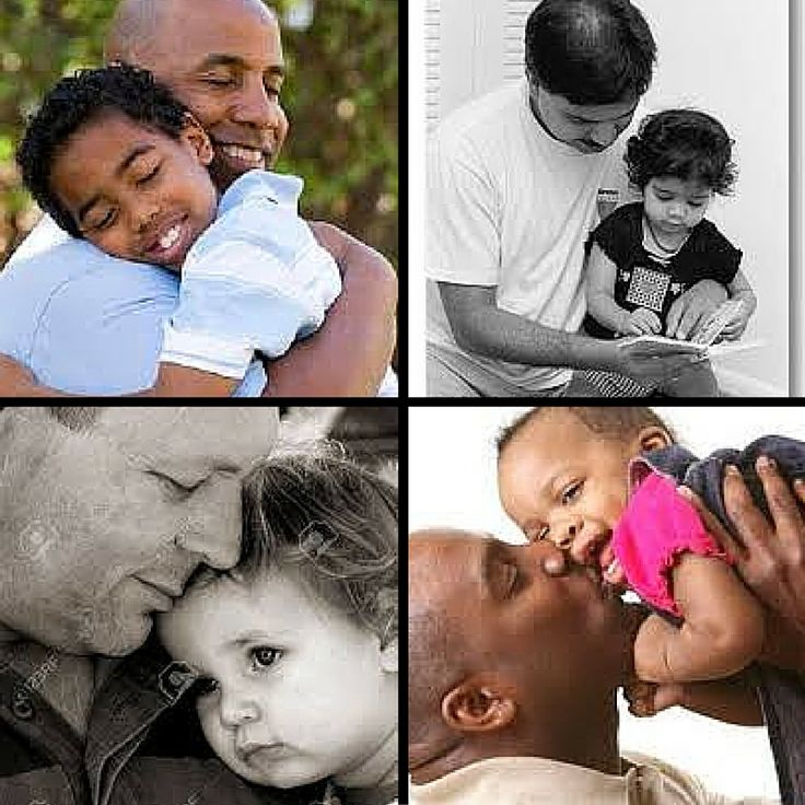 Father's have a special place in their child's life...Staying present amid the stresses and strains of modern life...