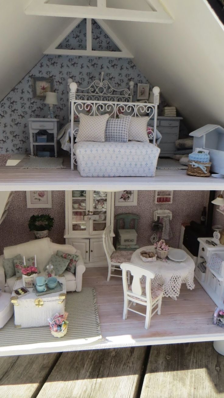 23 best retreat ideas images on pinterest dollhouses miniature