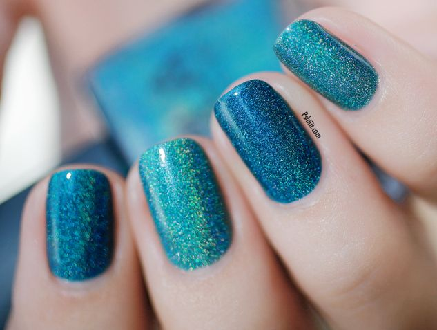 NCLA Drop of teal & Teal the end