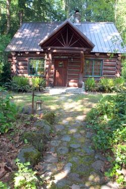 17 Best images about Oregon Log Cabins on Pinterest