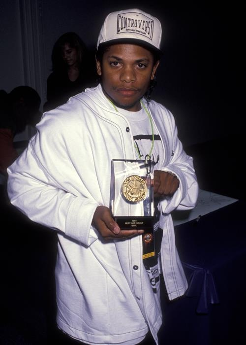 Eazy E passed 03/26/1995 | All About the 80's | Pinterest ...