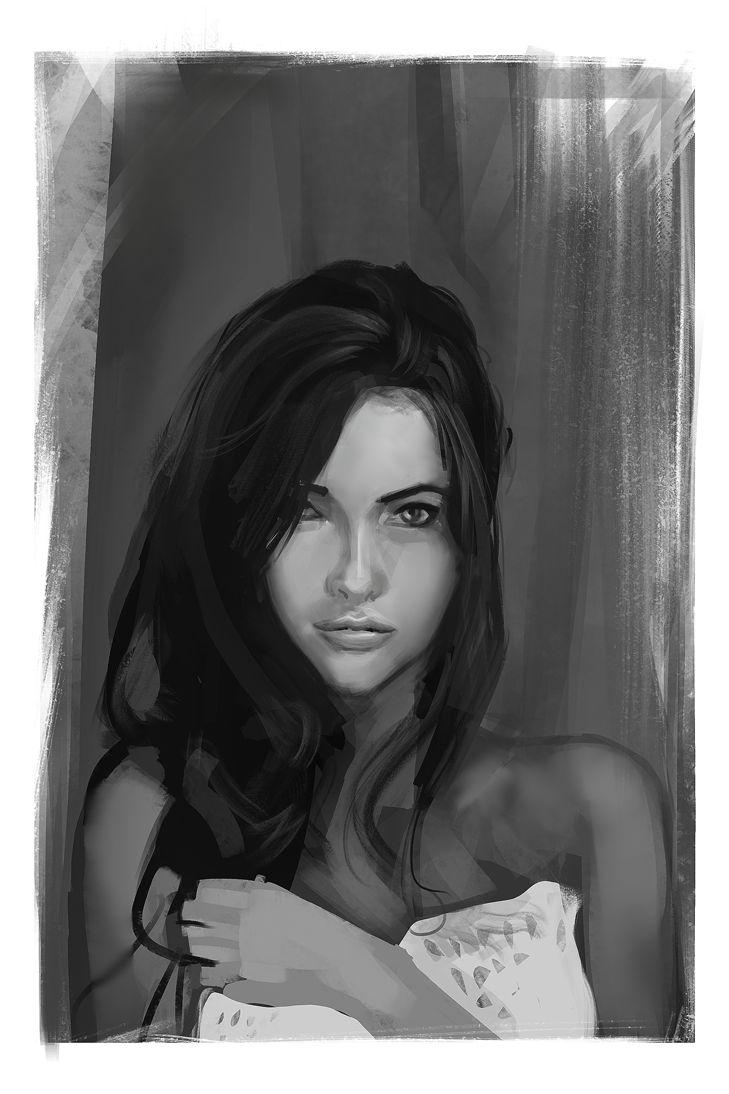 Lysandra. Thumbnail Study by JoshSummana.deviantart.com on @DeviantArt