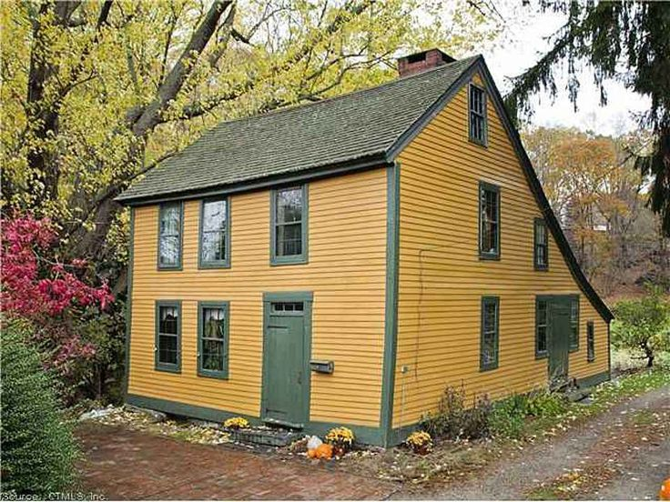 1 000 Saltbox Houses Pinterest