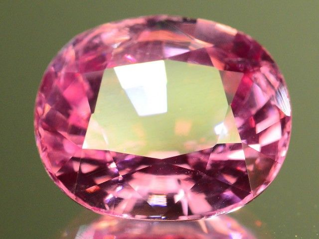3.45 CT Untreated Sparkling Spinel~