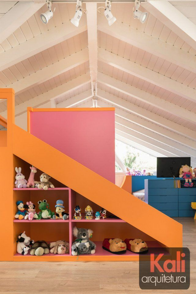 Brinquedoteca MCP | Projeto Kali Arquitetura | Foto Marcelo Donadussi