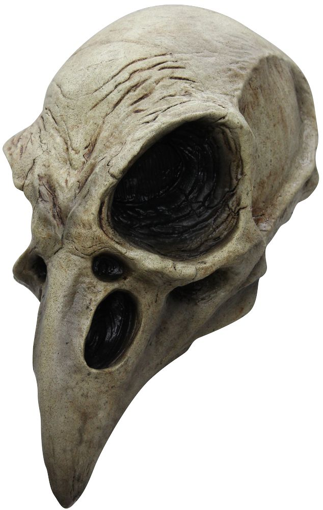 Crow Skull Halloween Mask
