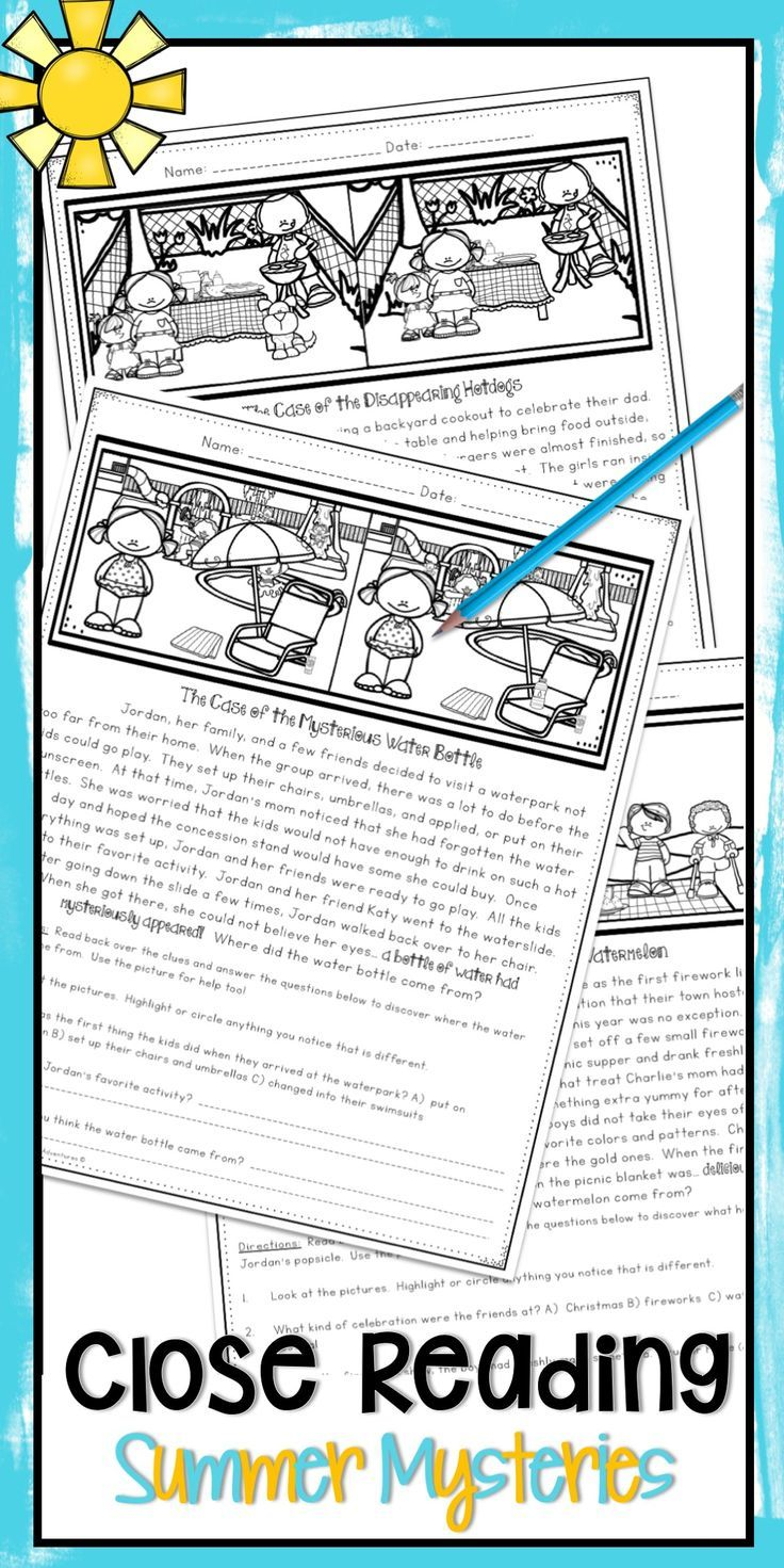 Here Is A Great Low Prep Set Of Close Reading Activities For Your Elementary Students These Close Readi Close Reading Close Reading Passages Reading Passages [ 1471 x 736 Pixel ]