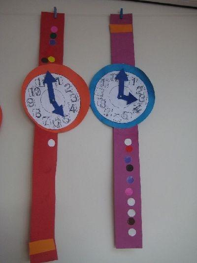 Horlogeklok