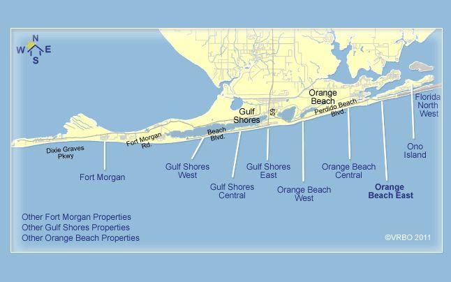 Orange Beach East Vacation Rentals By Owner Orange Beach