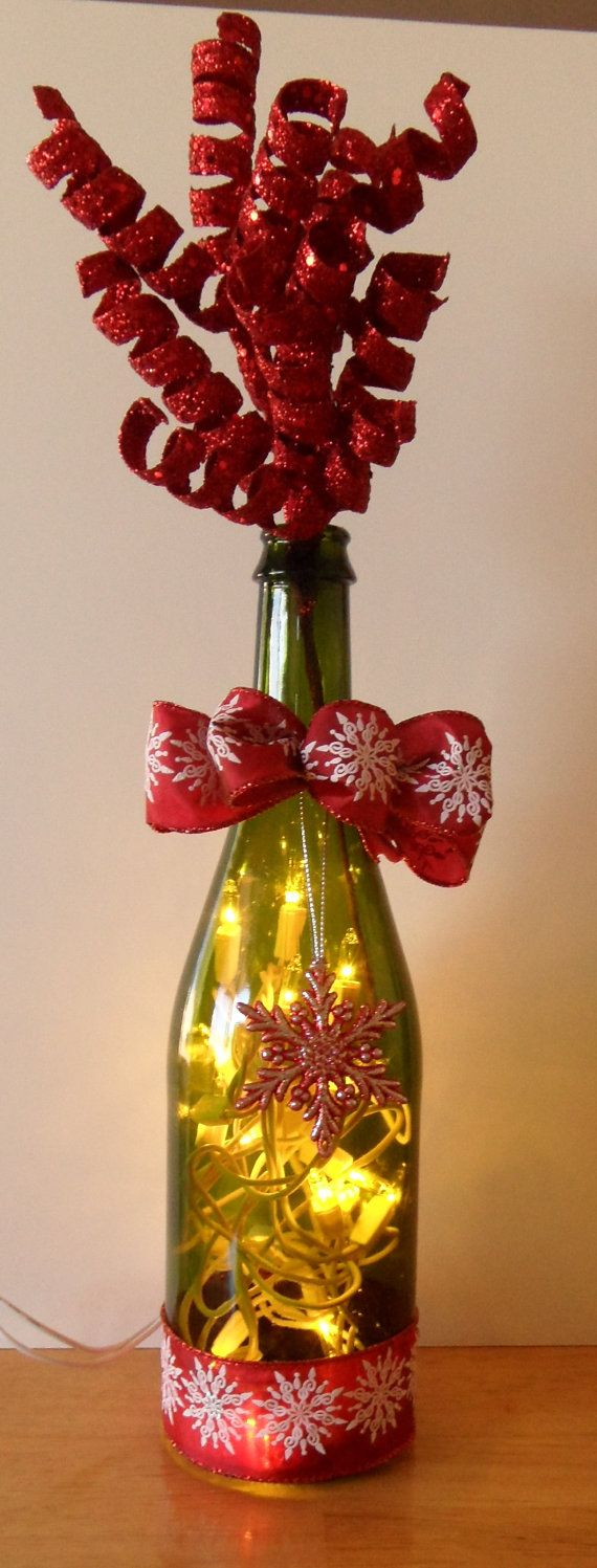 611 best images about painted wine bottles on pinterest for Wine bottle arts and crafts
