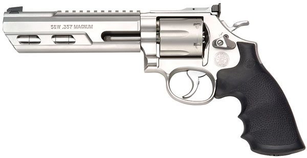 Smith & Wesson 686 Performance Center Competitor 357 Mag Revolver