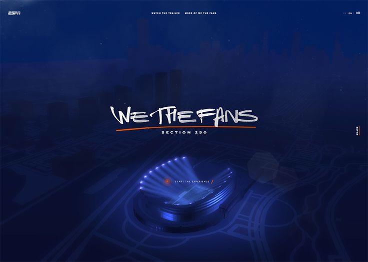 We The Fans