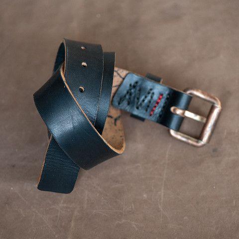 O.S. Waits Belt I | Black – 18 Waits