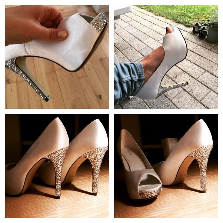 weddingshoes DIY